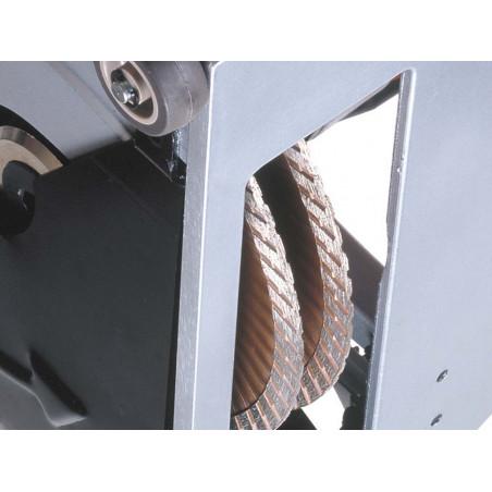 Elektrická profesionální drážkovací fréza do zdiva AGP CS180