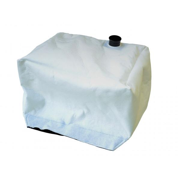 Látkový sáček na prach do vysavače AGP DE25, DEP25