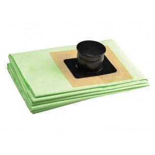 Papírový sáček na prach do vysavače AGP DE25, DEP25