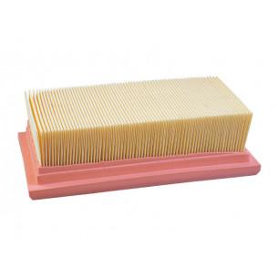 Skládaný papírový filtr do vysavače AGP DE25, DEP25