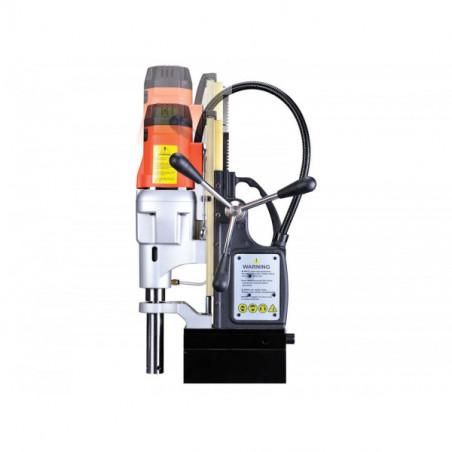 Magnetická vrtačka a závitořez s posuvnou základnou 4-rychlostní AGP MDS750-4