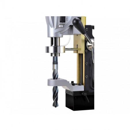 Magnetická vrtačka a závitořez s posuvnou základnou 2-rychlostní AGP ST50