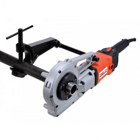 Elektrický přenosný závitořez na trubky AGP PT600