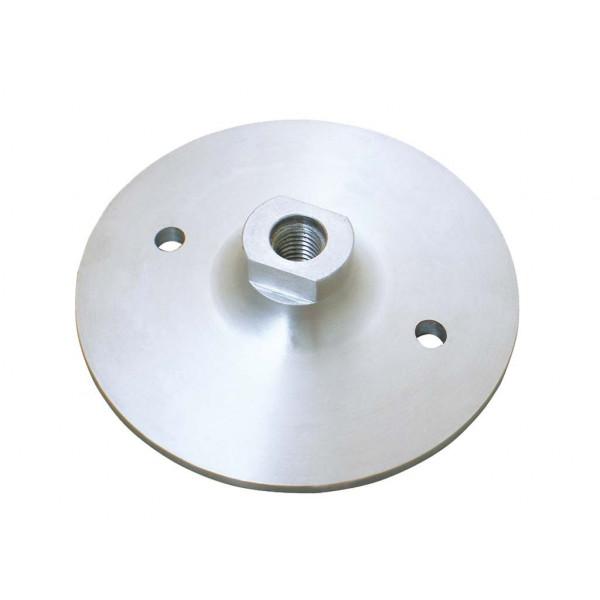 """Hliníková podložka na brusné disky (5/8"""") pro brusku AGP LG125"""