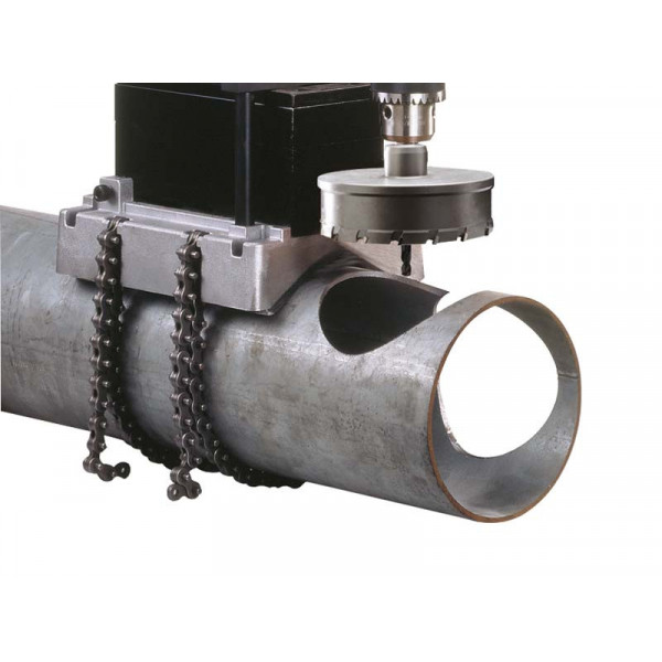Řetězový svěrák na trubky 32 - 203mm pro MD750-4 AGP