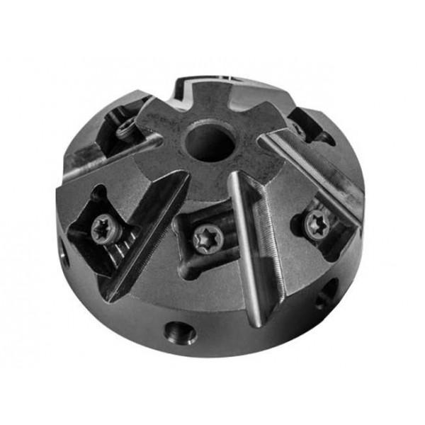 Frézovací hlava 45° pro úkosovačky na kov (AGP EB12)