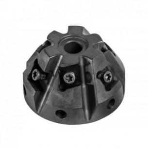 Frézovací hlava 30° pro úkosovačky na kov (AGP EB12)