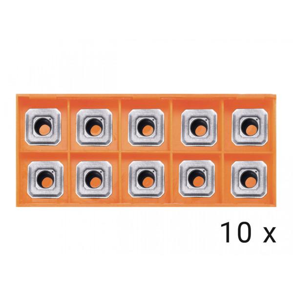 Karbidové břitové destičky rovné 10x (AGP HP1400,EB6T)