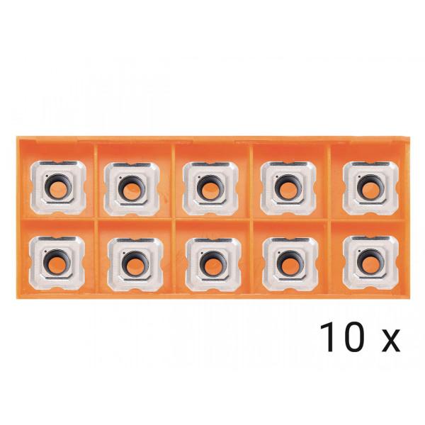 Karbidové břitové destičky R2,5 10x (AGP HP1400,EB6T)