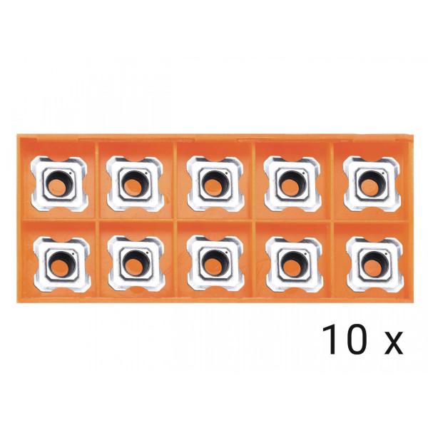 Karbidové břitové destičky R4 10x (AGP HP1400,EB6T)