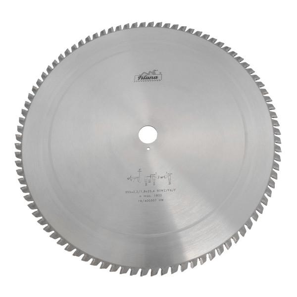 Pilový kotouč na kov HLINÍK (pro DRC355) - SK 5364 WZ METAL CUT 90Z