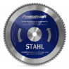 Pilový kotouč na kov OCEL (pro DRC355) - Metallkraft 80Z