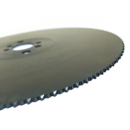 Dělicí pilový kotouč na kov HSS 250x2,5x32 Dmo5160z - GSP Zborovice