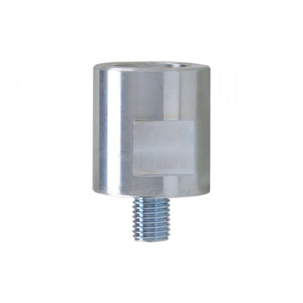 Adaptér z 1-1/4 UNC na M16 pro diamantové jádrové vrtáky za sucha