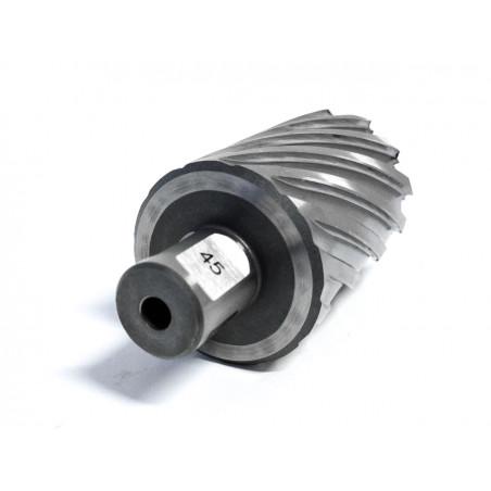Korunkový vrták do kovu (Ø12 až 50mm, hloubka 30mm) HSS Weldon SILVERLINE