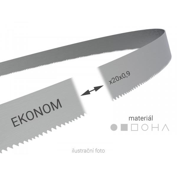 Pilový pás svařovaný na míru Wikus EKONOM 20x0,9mm