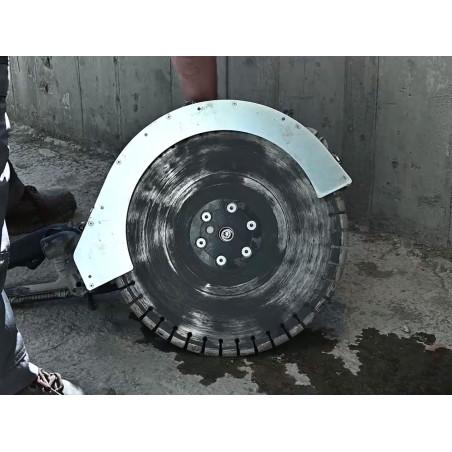 Ochranný kryt pro kopírovací řezání (AGP C16)