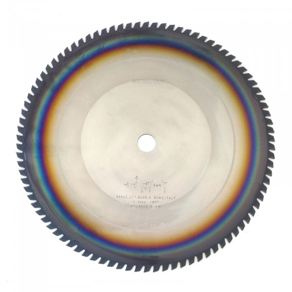 Pilový kotouč na kov POVLAK (pro DRC355) - SK 5364 WZ METAL CUT 90Z AlTiN