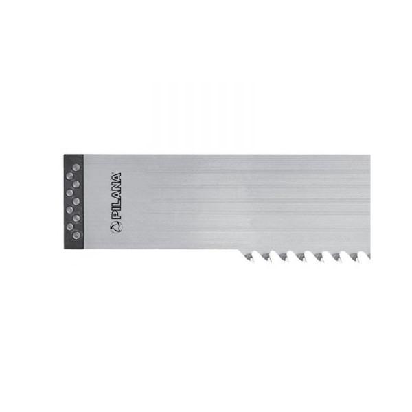 Strojní rámový list pro rámové pily STELITOVANÝ 1000x140x2,0mm + Lišta 35mm - 5363