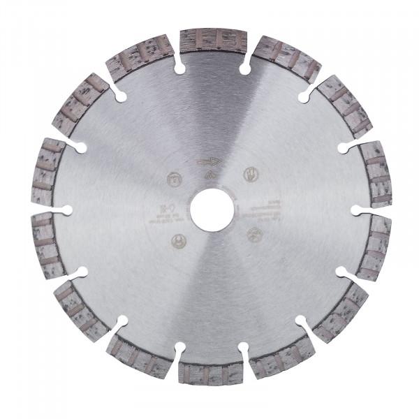 Diamantový řezný kotouč na beton TURBO SEG 180x22,23x2,6x10mm LS501
