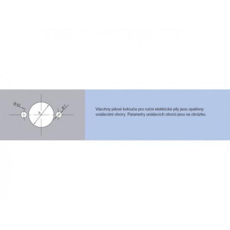 Pilový kotouč SK 5391 WZ pro univerzální řezání