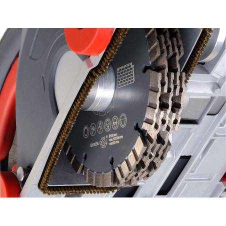 Elektrická profesionální drážkovací fréza do zdiva AGP CG150
