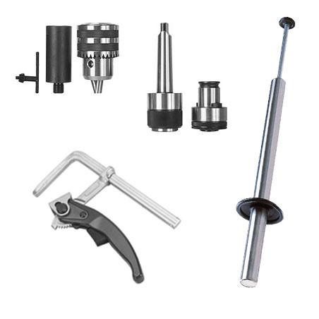Příslušenství pro kovoobráběcí stroje